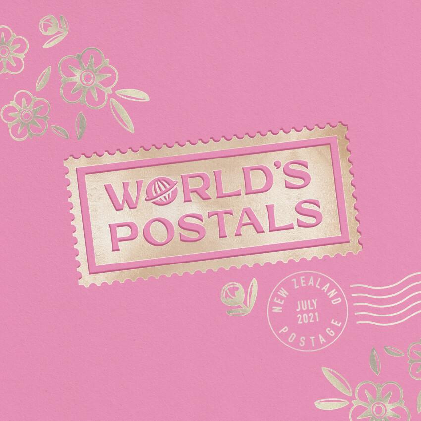 World's Postals: Fantail