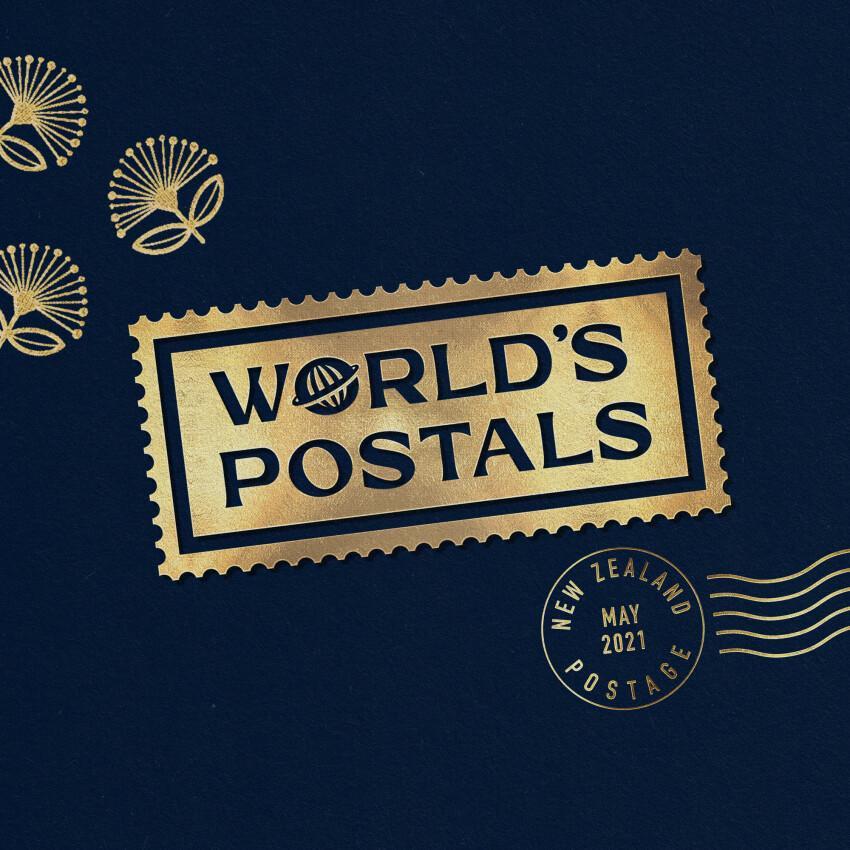 World's Postals: Tui